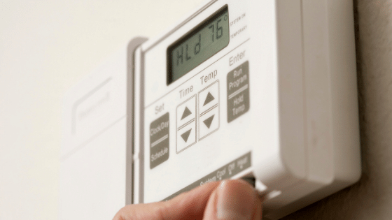 Folsom CA 5 energy efficient tips